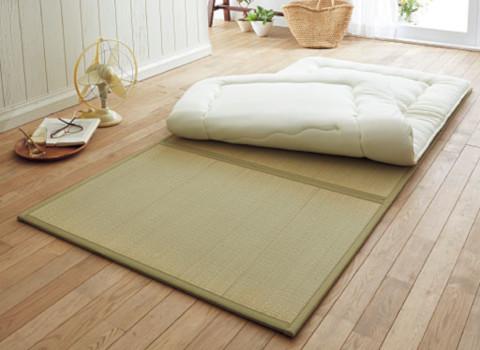 置き畳&敷布団
