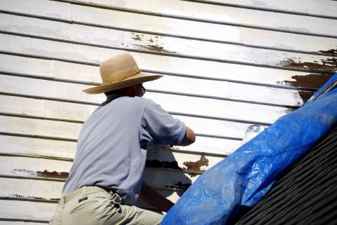 新築10年後を目安に検討したい戸建住宅の外壁修繕(塗装)!