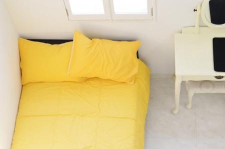 ベッド配置