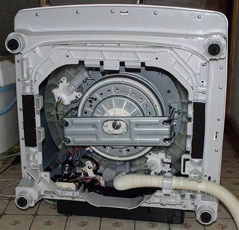 洗濯機の結露対策